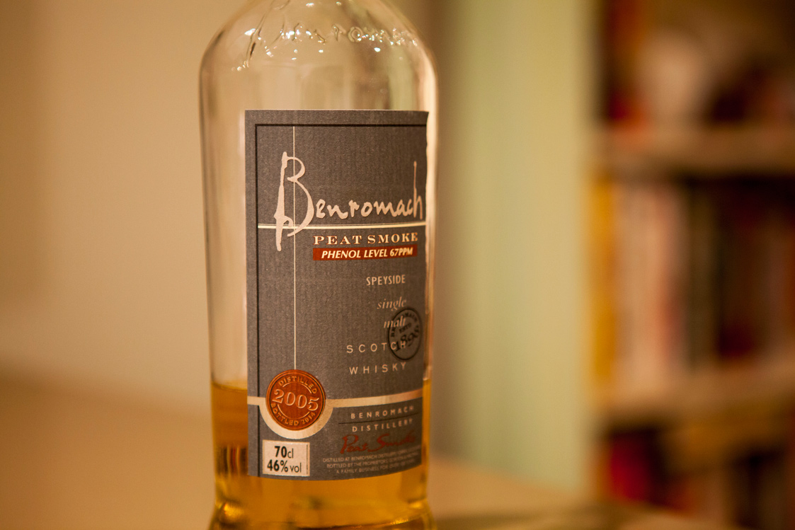 Benromach Peat Smoke 2005 Whisky Review