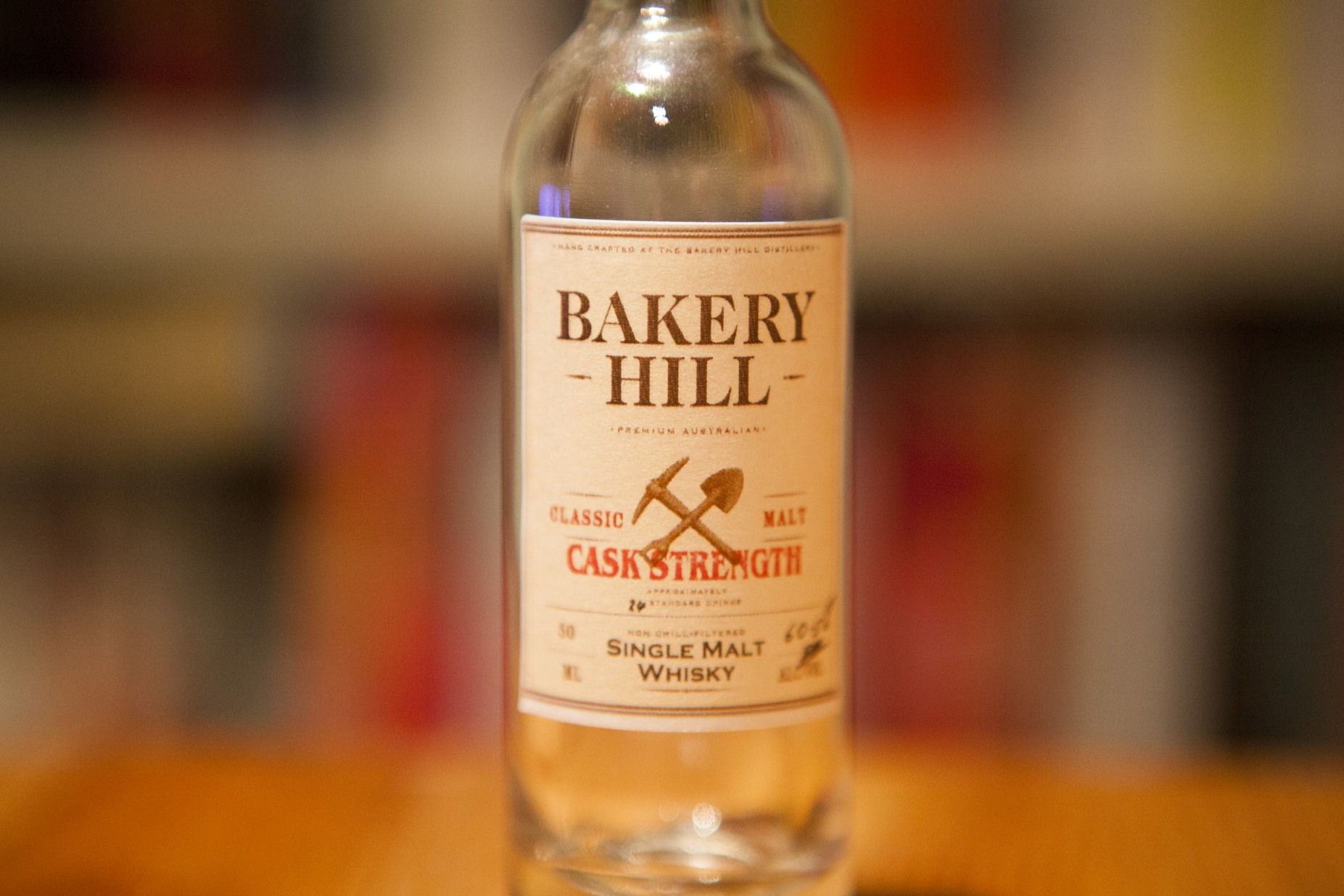 Bakery Hill Cask Strength Whisky Review