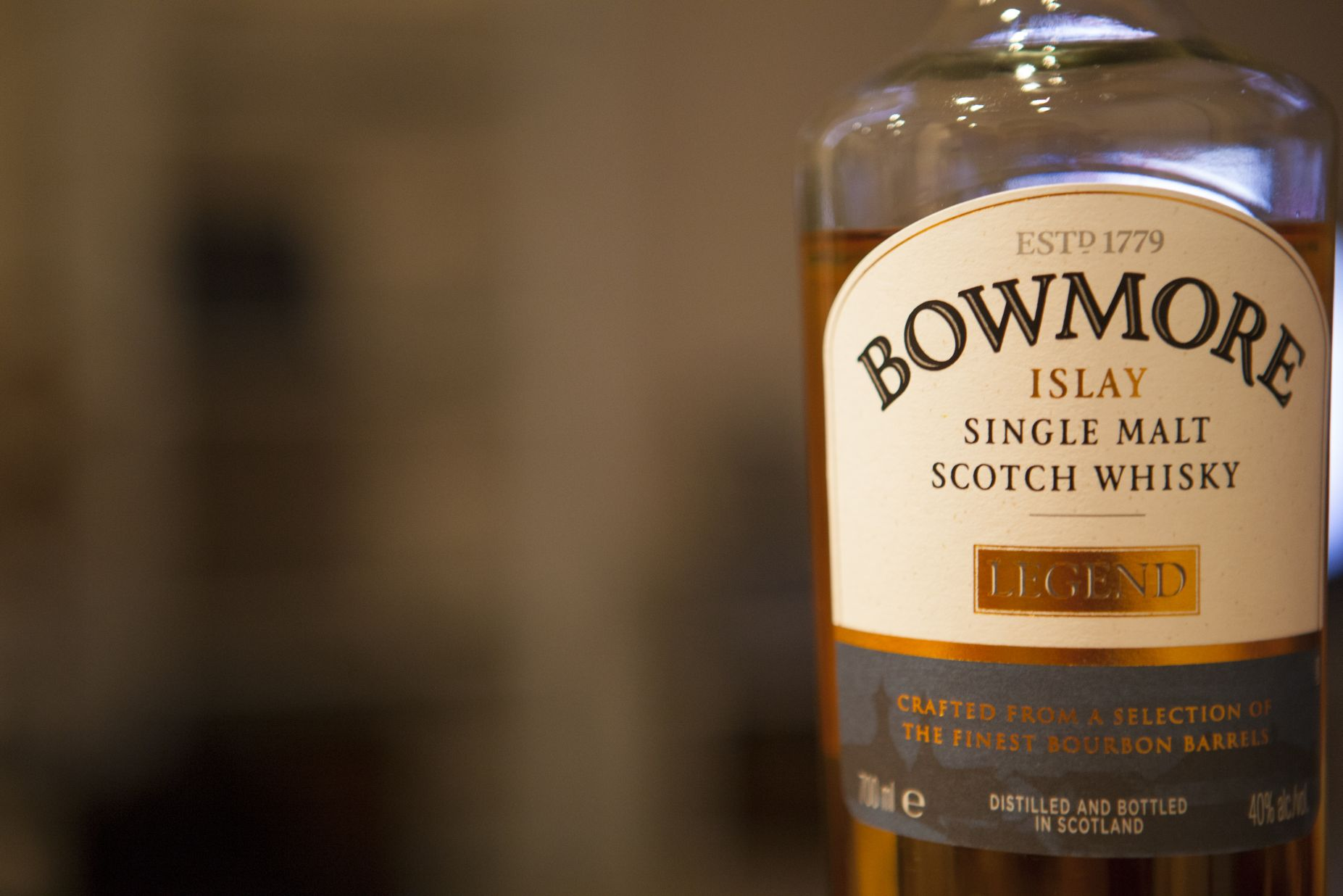 Bowmore Legend Whisky Review