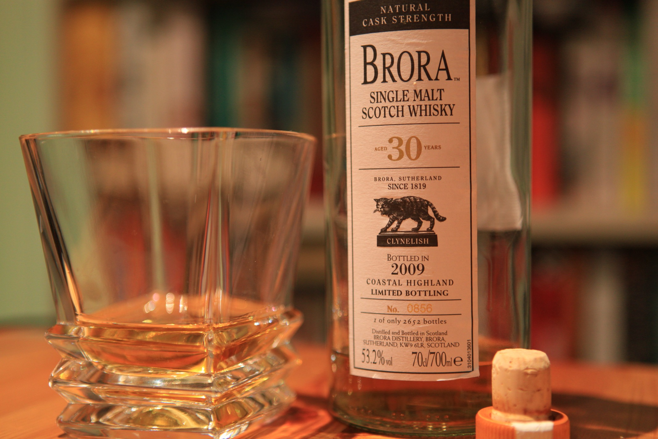 Brora 30yr 2009 Whisky Review