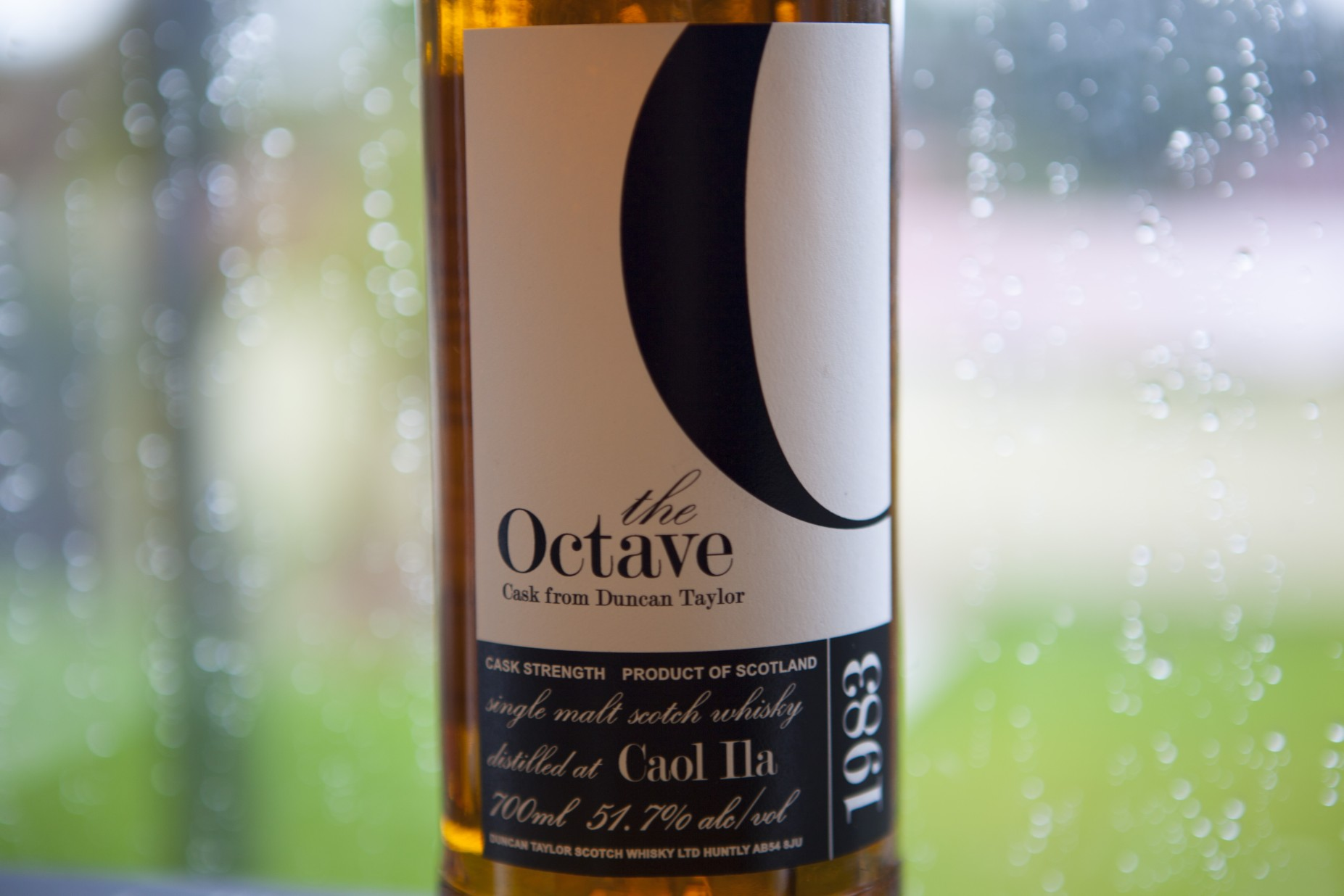 Duncan Taylor Caol Ila 28yr 1983 The Octave Whisky Review