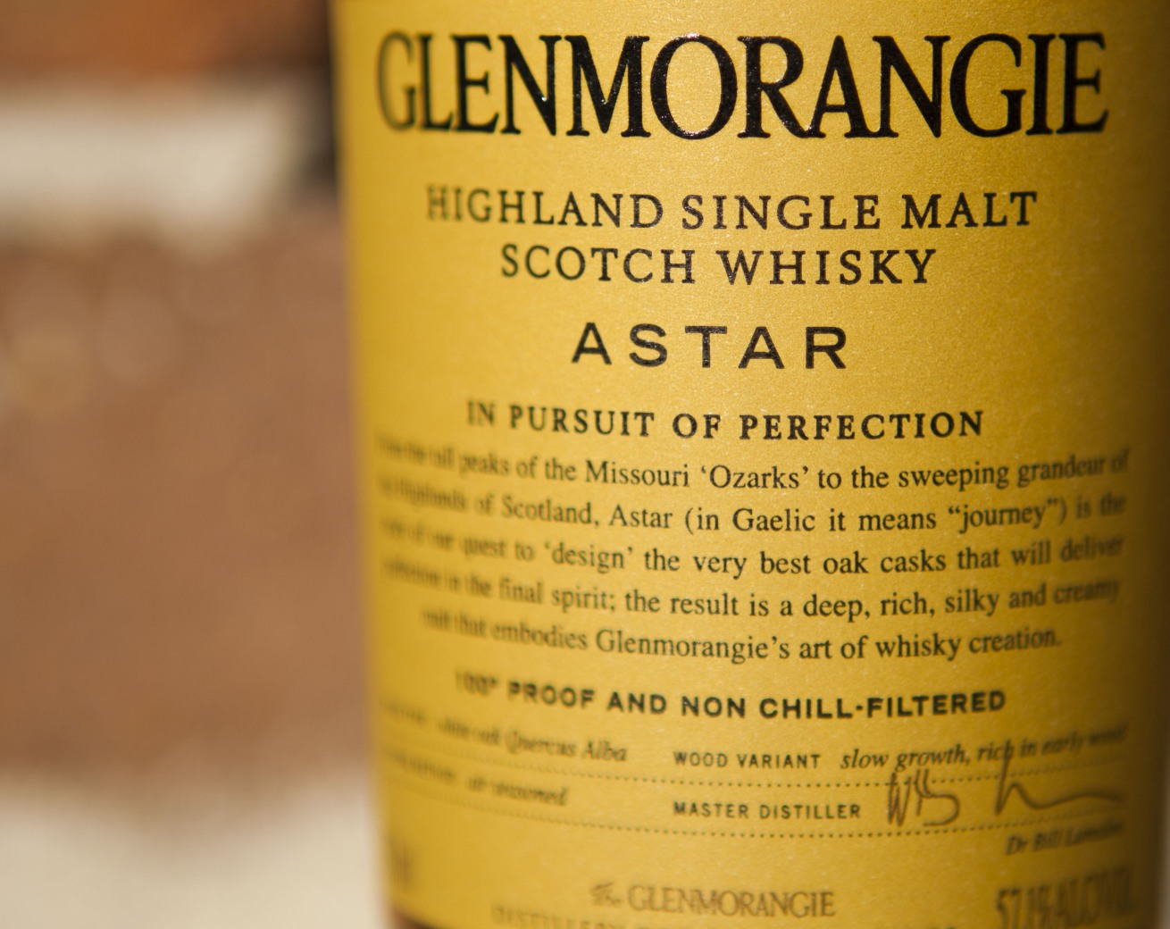 Glenmorangie Astar Whisky Review