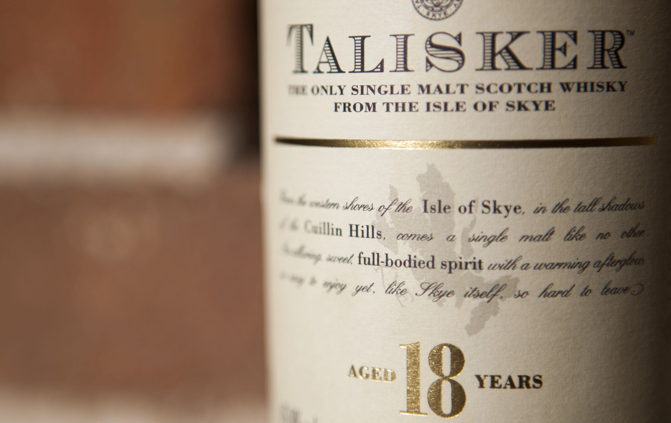Talisker 18yr Whisky Review