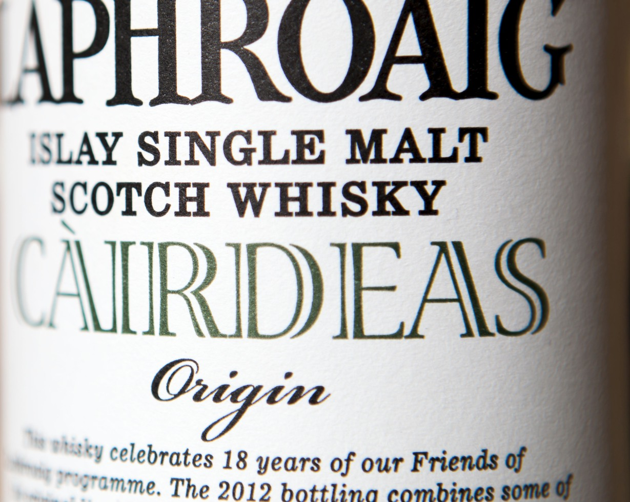 Laphroaig Cairdeas Origin Whisky Review