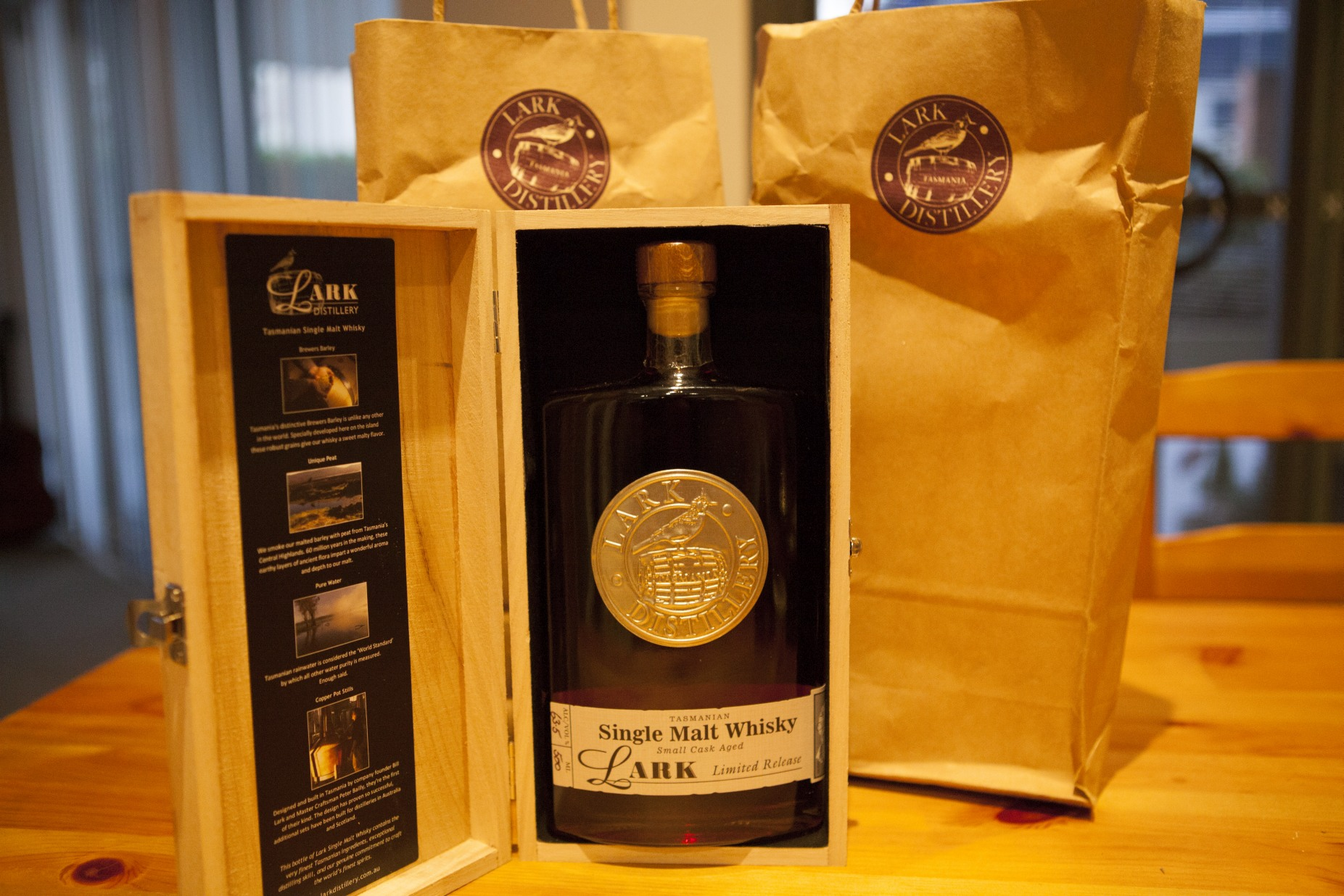Lark Limited Release Sherry Cask 2012 Whisky Review