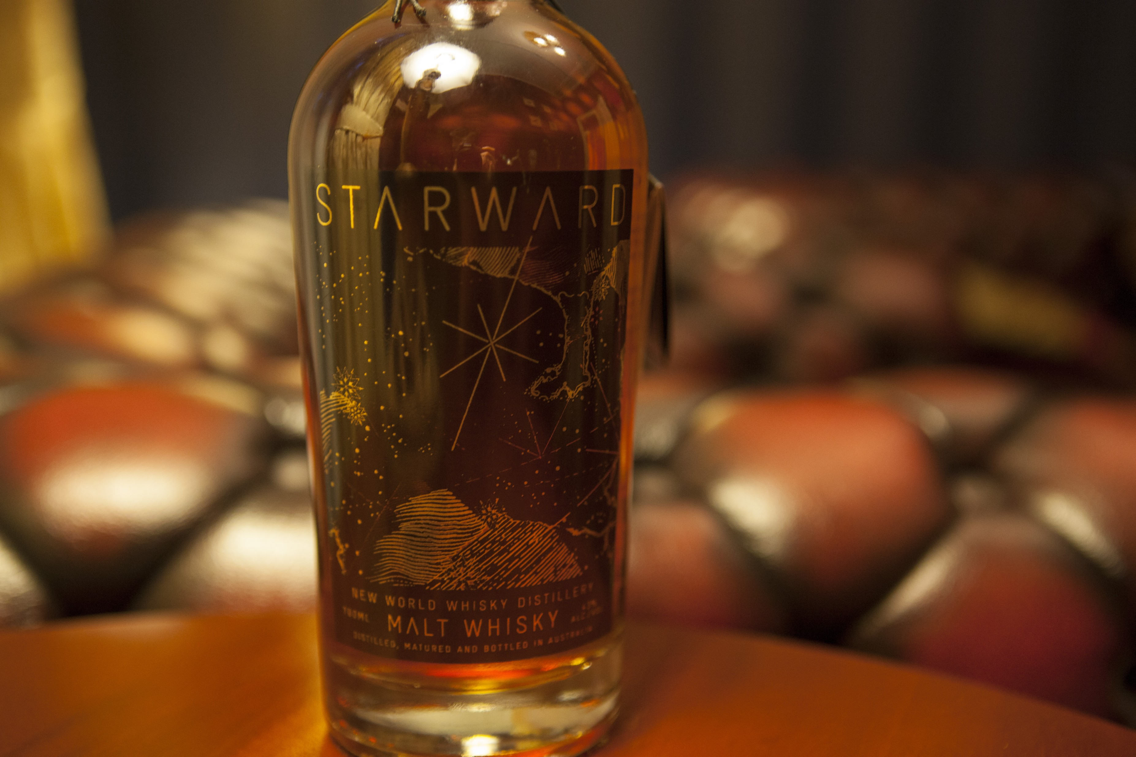 Starward Malt Whisky Review