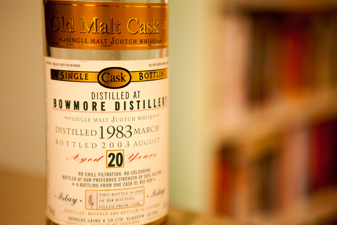 Douglas Laing Bowmore 20yr 1983 Whisky Review