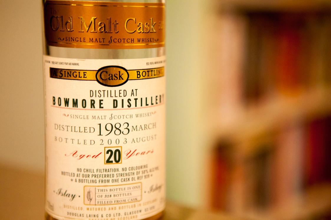 Douglas Laing Bowmore 20yr 1983 Whisky Review