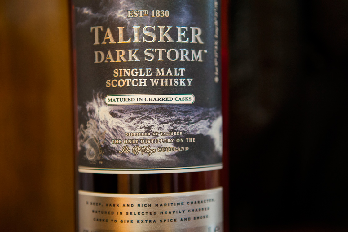Talisker Dark Storm Whisky Review