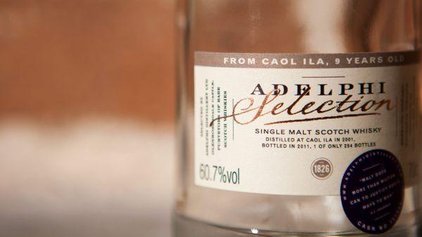 Adelphi Caol Ila 9yr Whisky Review